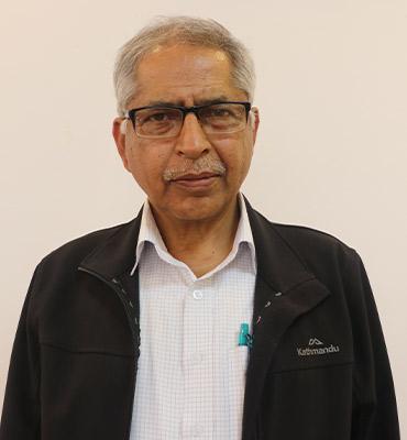 Mr. Dhruba Hari Adhikary